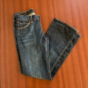 Citizens of humanity low rise jeans!